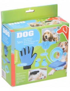 Verzorgingsset Hond Blauw...